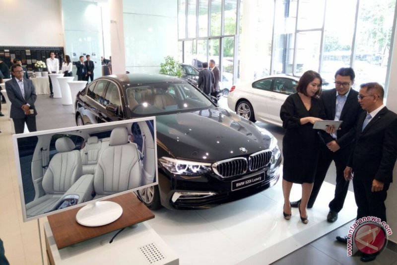 BMW Indonesia buka diler berkonsep ritel terbaru