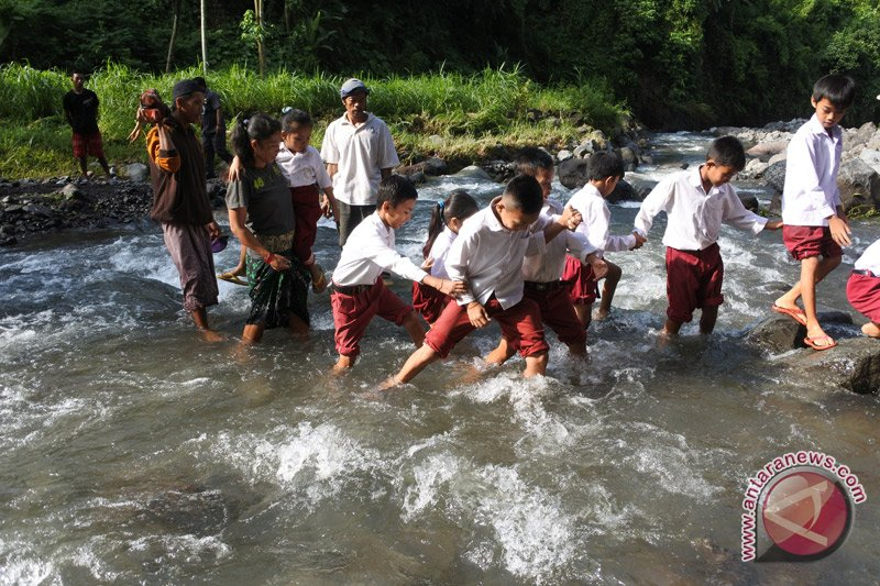 Disdik Jayawijaya bangun SD penyangga untuk cegah siswa hanyut
