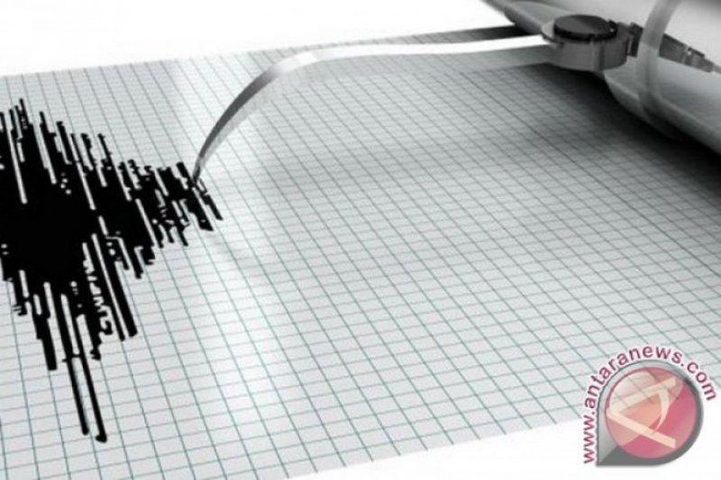 Gempa bumi 3,4 SR terjadi di Sorowako