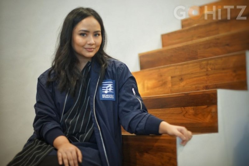 Gita Gutawa bicara pembangunan manusia Indonesia