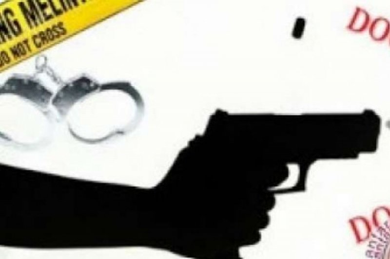 Kabur Sambil Bugil, Residivis Curat di Rohil Ditembak Polisi