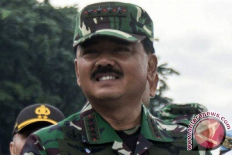Panglima TNI: restrukturisasi 60 jabatan perwira tinggi tak ganggu kestabilan organisasi