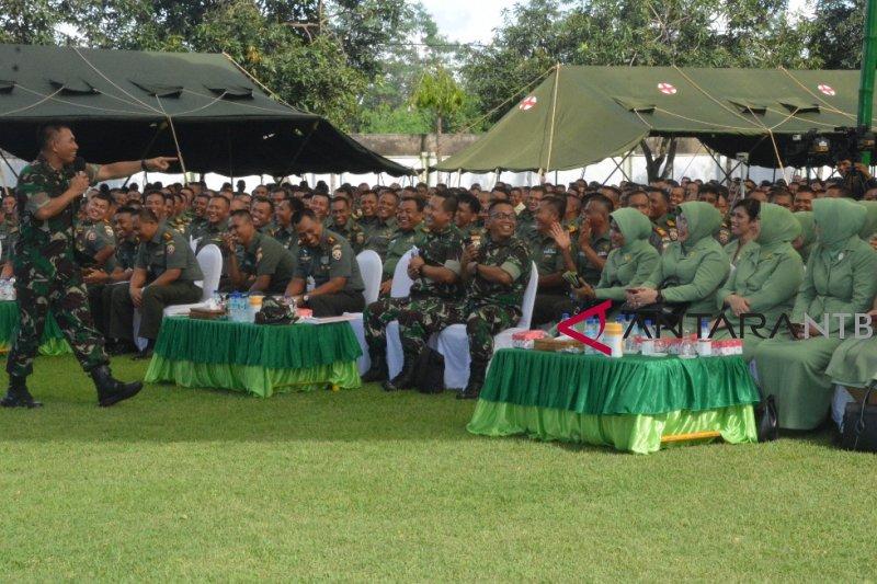 Pangdam Benny: jaga Netralitas TNI dalam Pilkada
