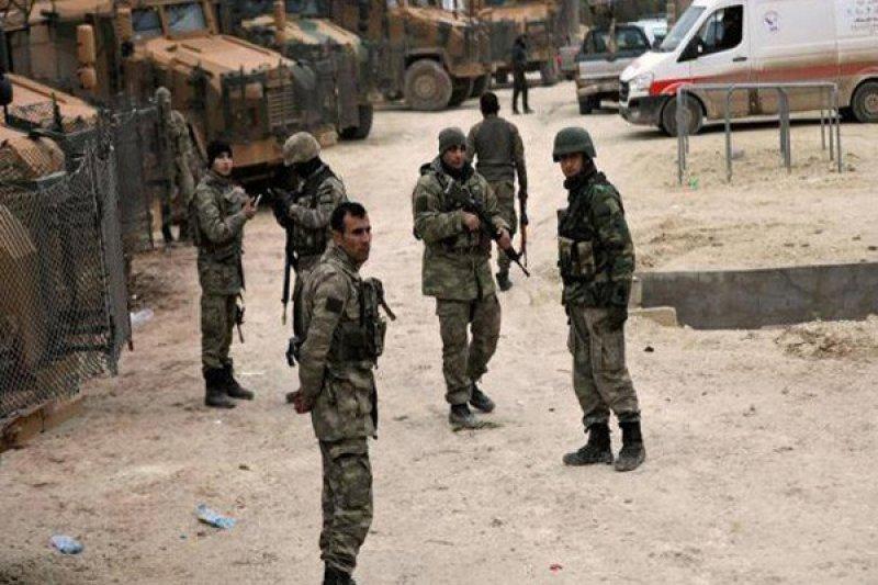 Turki dan Rusia patroli bersama di bagian timurlaut Suriah