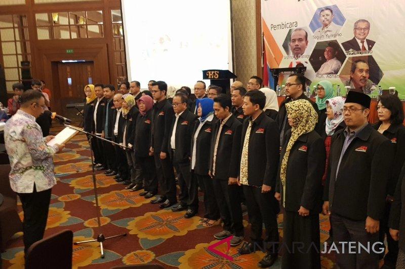 Nur Hidayat Sardini pimpin AIPI Semarang