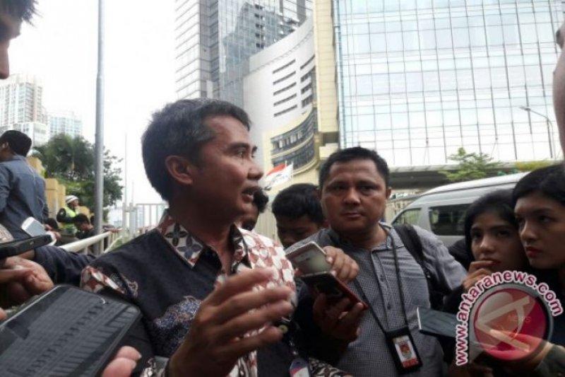 Sebelum ke Padang, pagi ini Presiden Jokowi awali kegiatan orasi ilmiah di USU