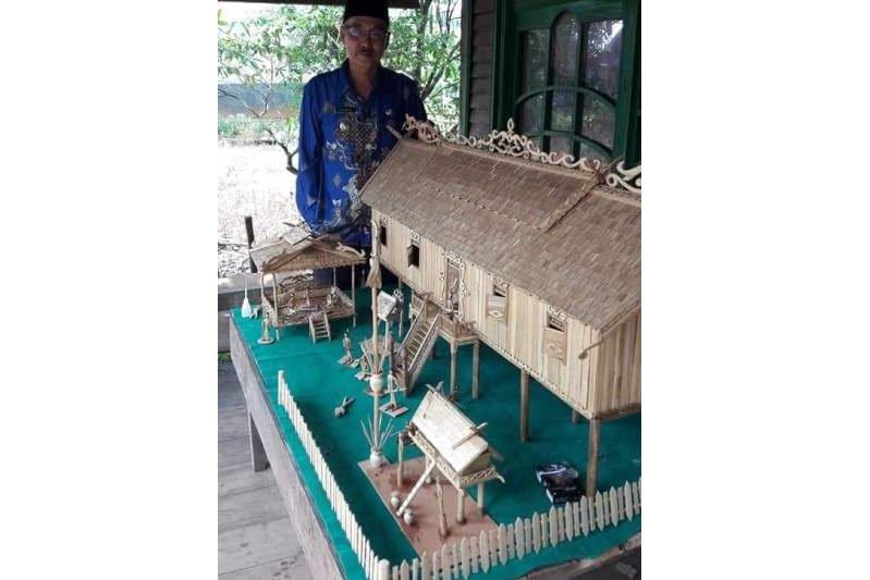 Pelaku usaha ekonomi kreatif desa perlu pembinaan