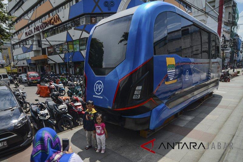 Pembangunan LRT Bandung Raya akan gunakan skema KPBU