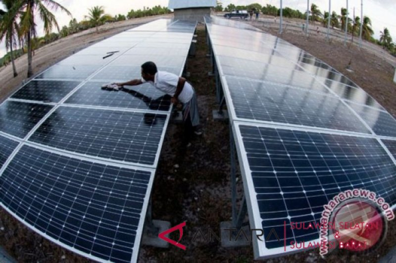 Empat desa di hutan lindung Sumatera Selatan  belum dialiri listrik