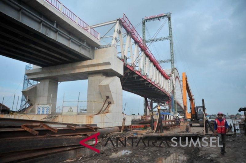 Jokowi sampaikan pentingnya bangun infrastruktur