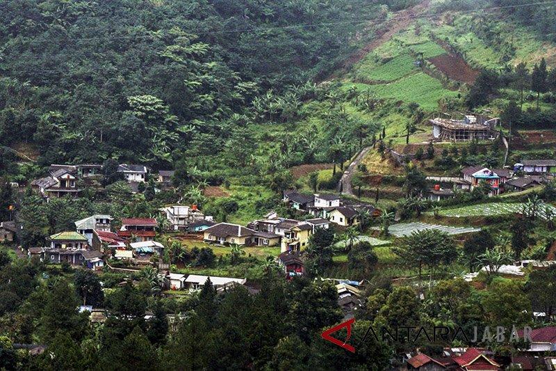Vila Puncak Cipanas Ramai Dipesan Wisatawan Akhir Tahun