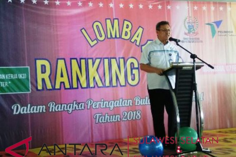 Pelindo IV gelar lomba Rangking 1 K3