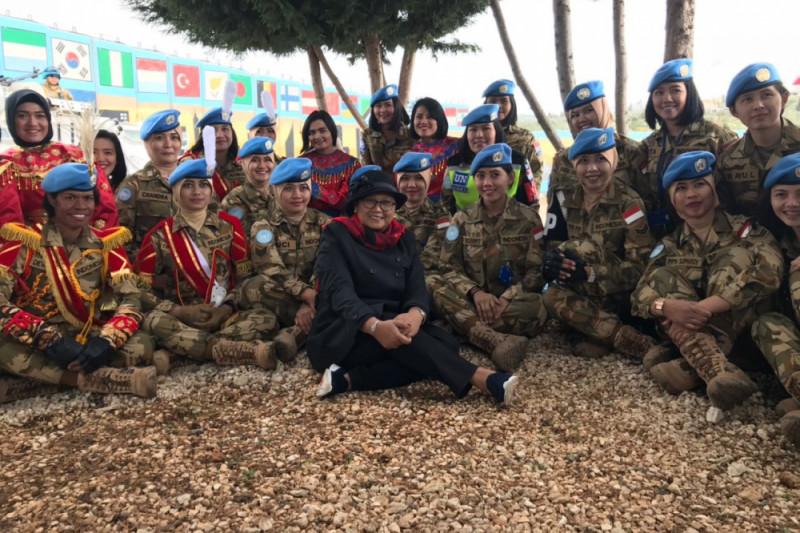 DK PBB kutuk serangan terhadap prajurit pemelihara perdamaian di Lebanon