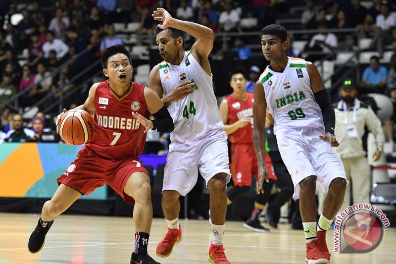 Timnas Bola Basket Putra Indonesia Tidak Terpengaruh Absennya