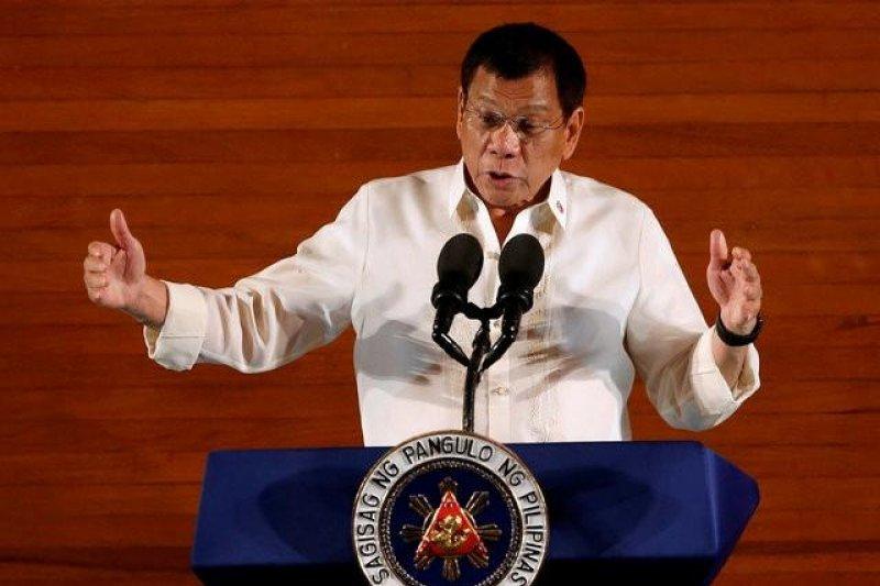 Filipina tangguhkan pembatalan perjanjian kunjungan pasukan dengan AS