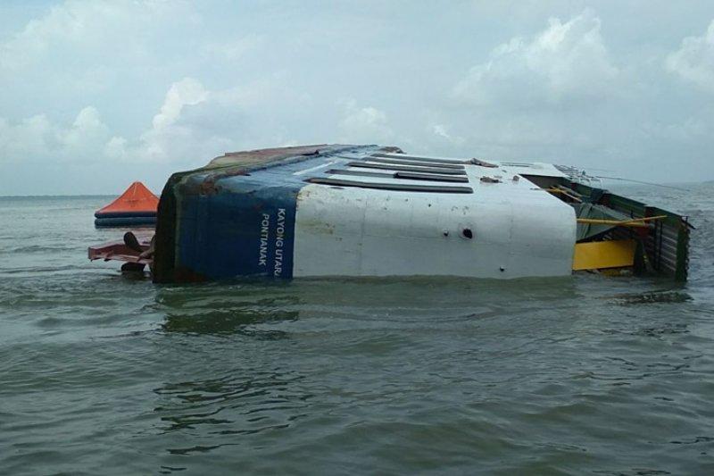 Mayat ABK kapal tenggelam ditemukan