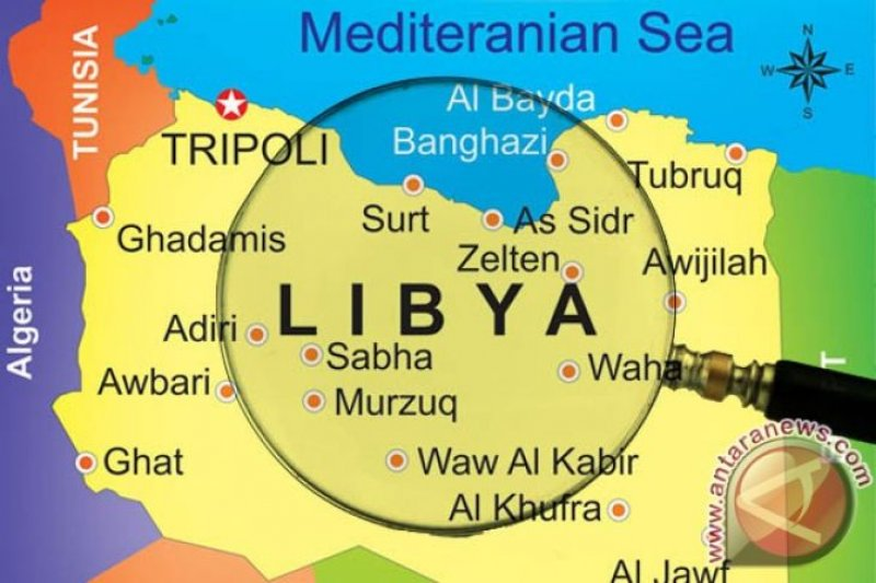 Warga dilarang kembali ke Kota hantu Libya