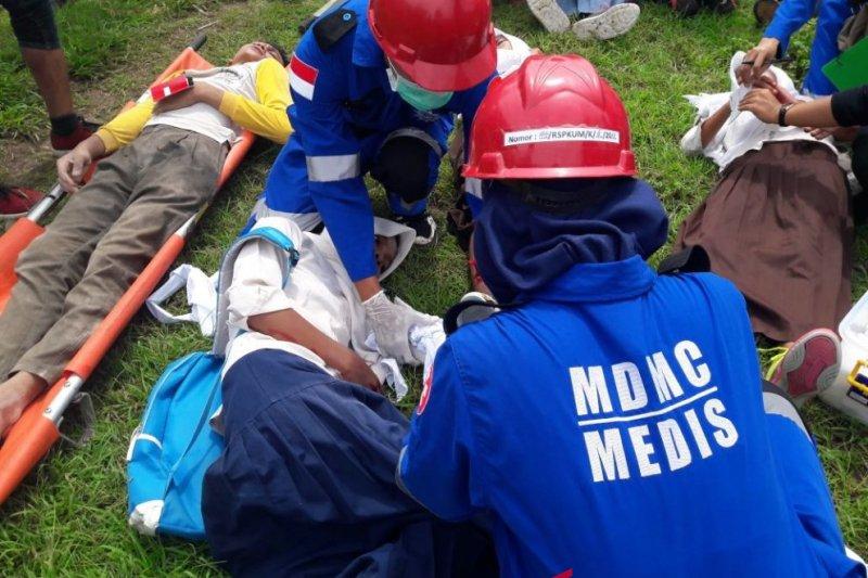 MDMC--Lazismu dirikan posko gempa Maluku Utara
