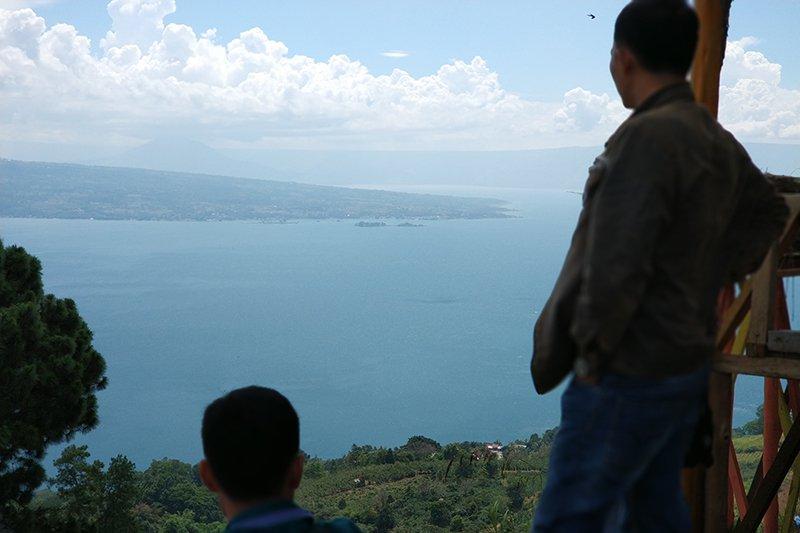 Wisata berkemah mewah di Danau Toba segera terwujud