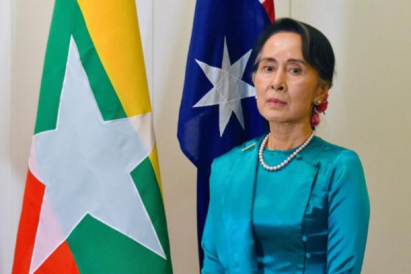 Hasil pemilihan sela di Myanmar
