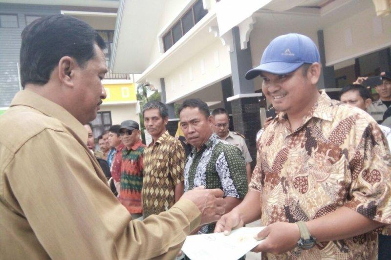Pasar perbatasan RI-Malaysia diserahkan pengolaannya ke kecamatan