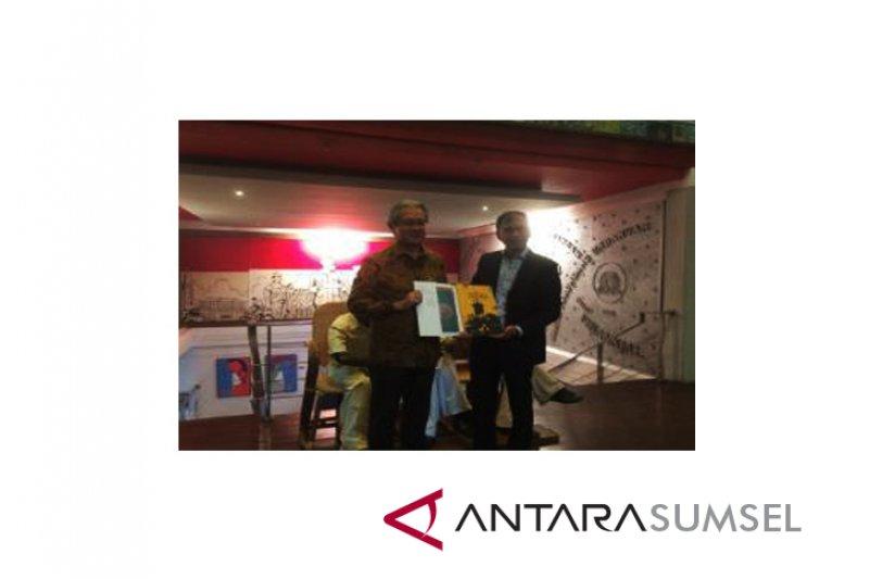 ANTARA-Kedubes Jepang jajaki pameran 60 tahun RI-Jepang