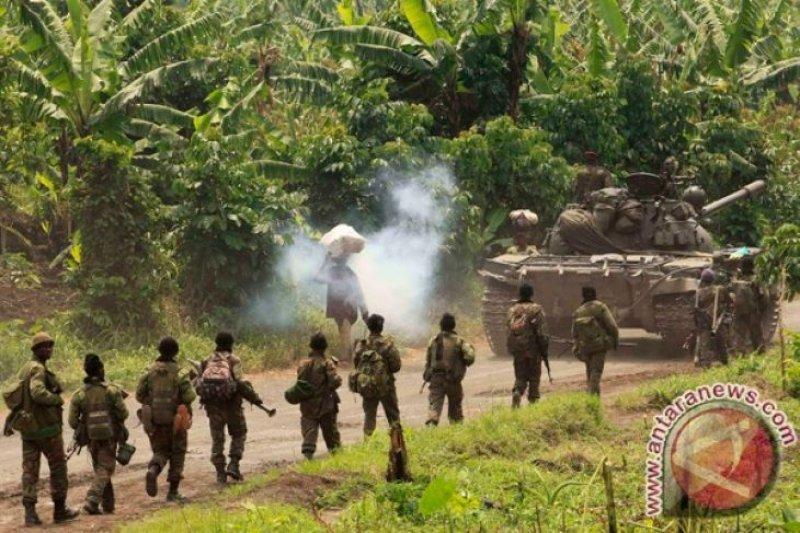 Republik Demokratik Kongo umumkan pengepungan karena serangan militan