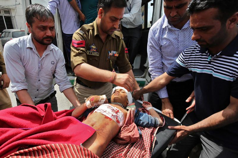 UAE berupaya menengahi konflik India-Pakistan