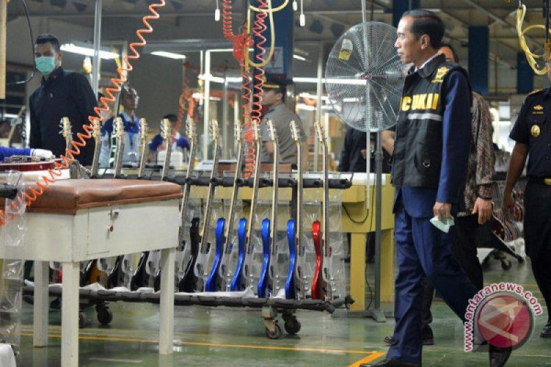Ekspor alat musik asal Indonesia ke AS capai transaksi potensial Rp19,4 miliar