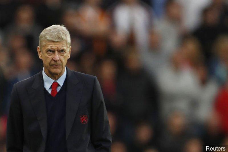 Arsene Wenger menyesal tak bisa rekrut Messi