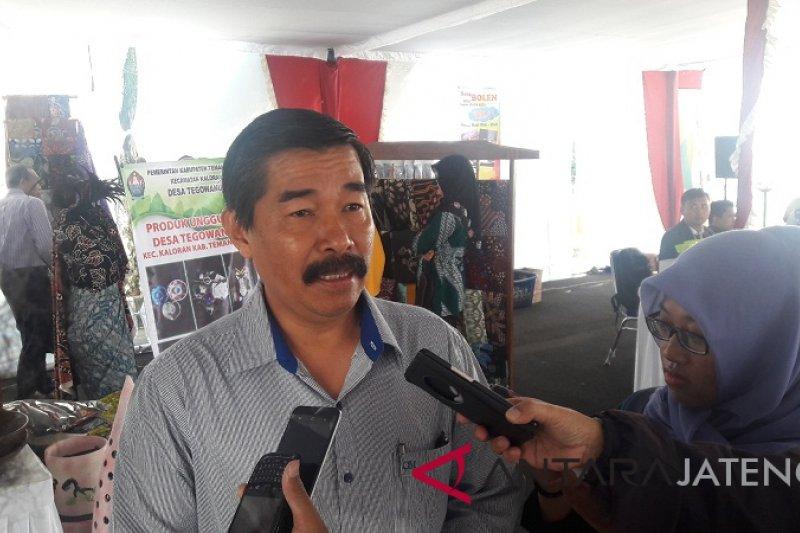 Pencairan dana desa tahap III di Temanggung mundur