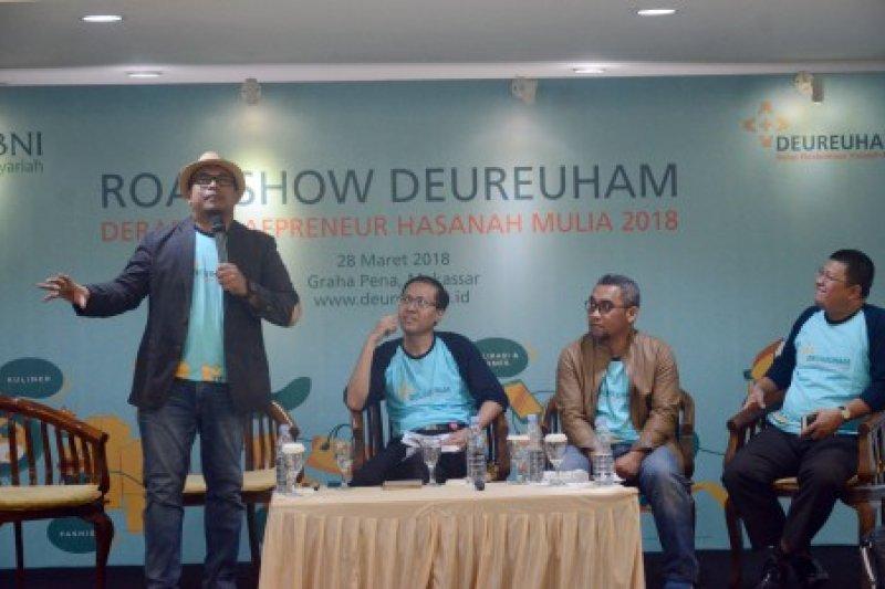 Roadshow Deureuham Bekraf