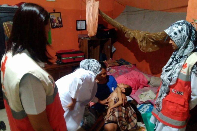 """Home Care"" Dinkes Makassar datangi pasien hidrosepalus"