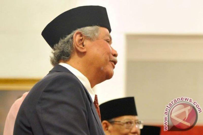 Rahasia mantan Mendikbud Malik Fajar hingga tetap bugar