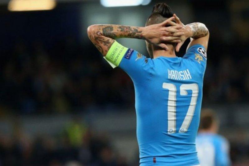 Napoli ungkapkan penyebab transfer Hamsik ke China ditunda