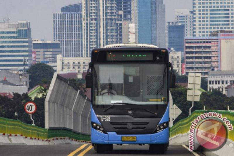 Transjakarta Buka Tiga Rute Baru Antara News Semarang Jawa Tengah