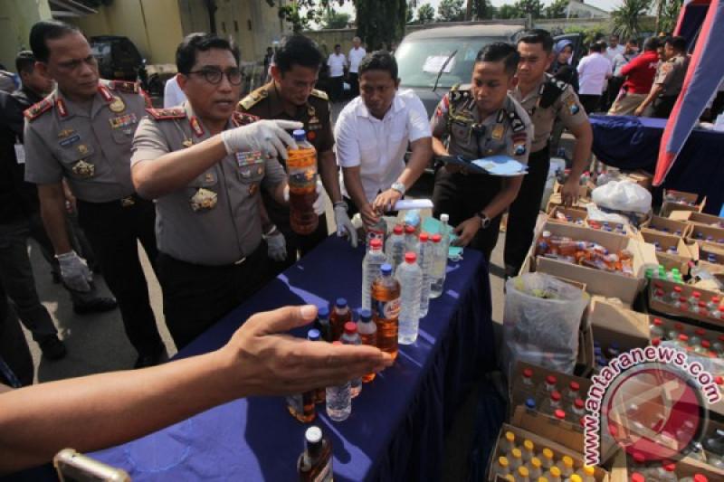 Polisi tangkap 26 tersangka pengguna dan pengedar narkoba di Tulungagung