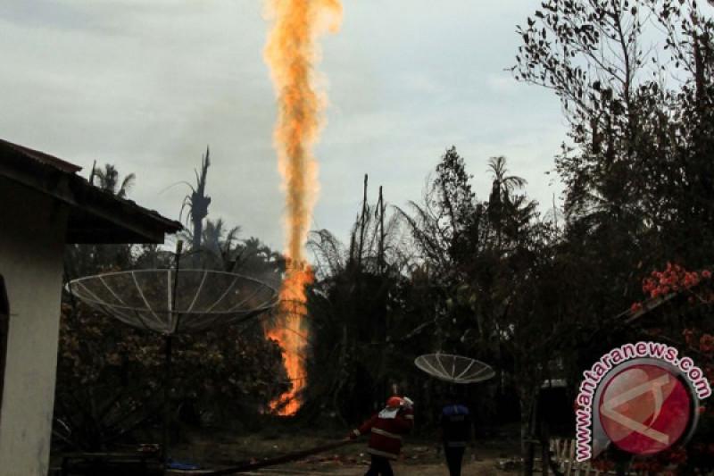 Bahaya zat alkana dari semburan sumur minyak Aceh