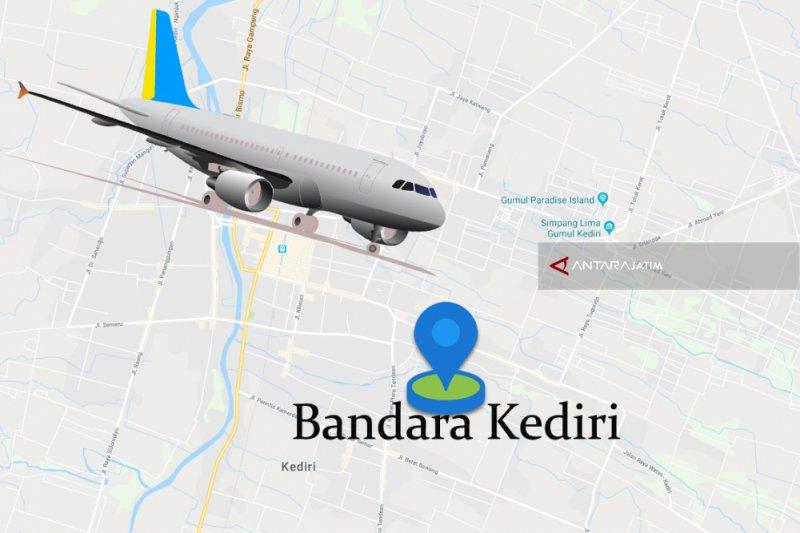 Sejumlah menteri ke Kediri bahas rencana pembangunan bandar Udara