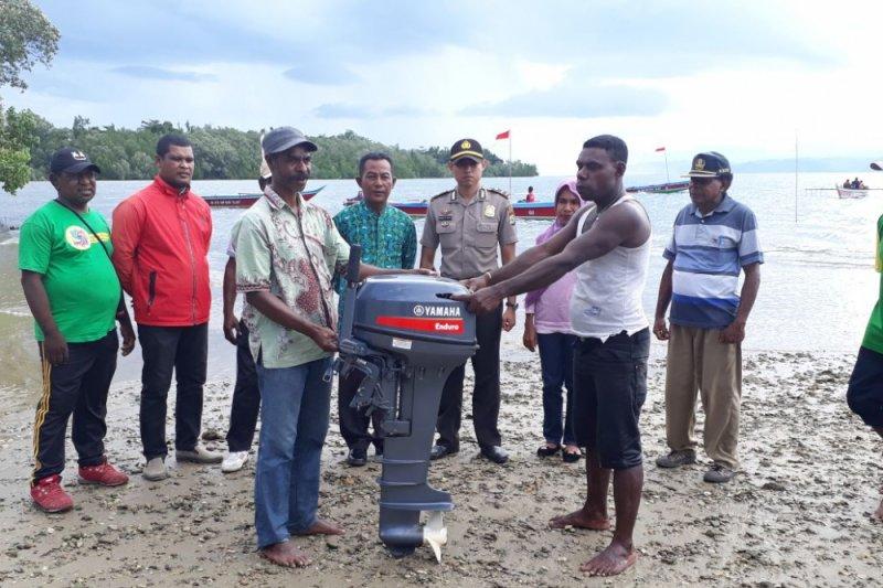 Data nelayan Papua Barat diperbarui agar bantuan tepat sasaran