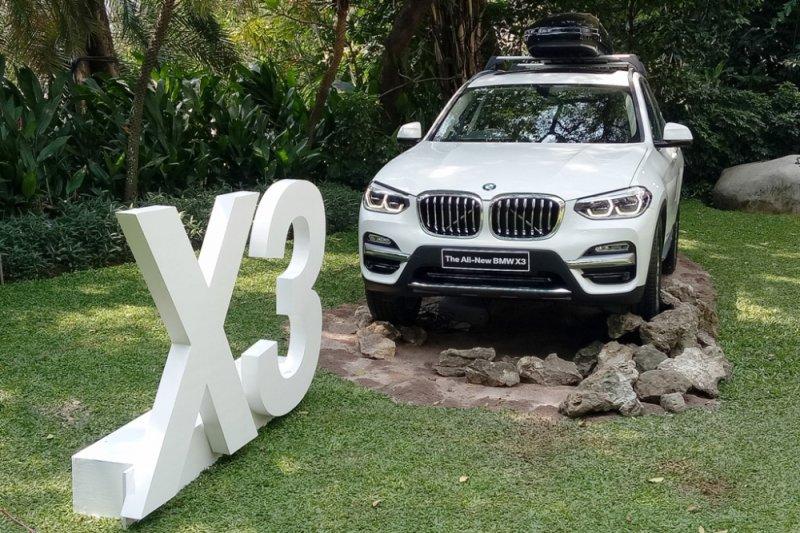 BMW X3 generasi ketiga hadir di Indonesia, ramaikan persaingan medium SUV