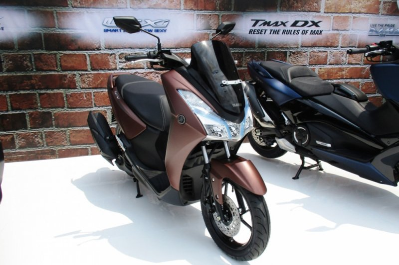 Yamaha umumkan harga Lexi, mulai Rp 19,9 juta