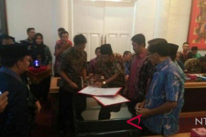 Lombok Utara-Sumbawa Barat kerjasama pengembangan pariwisata