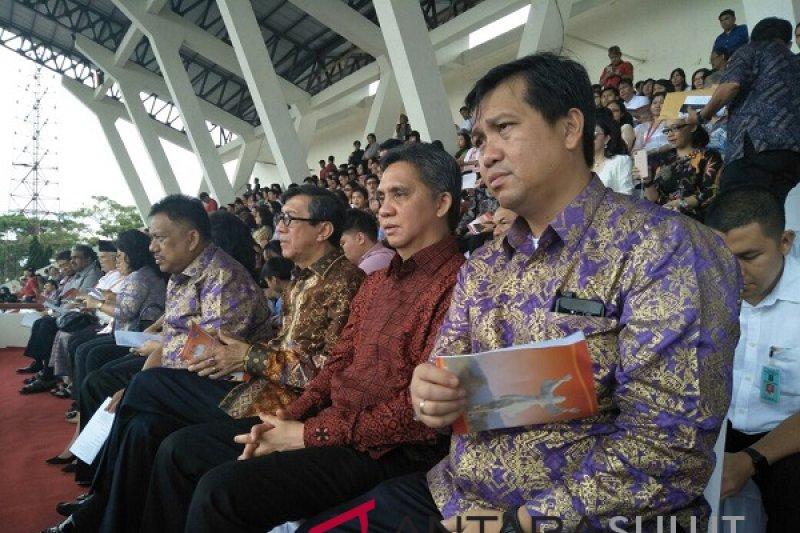 Asia Easter Celebration di Stadion Maesa Tondano Minahasa Foto Page 1