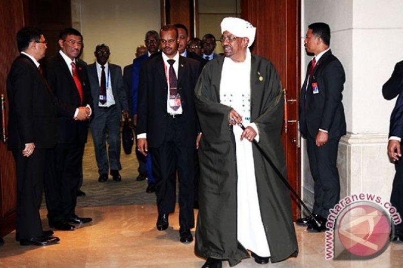 Kepolisian Sudan bubarkan sejumlah pertemuan ilegal