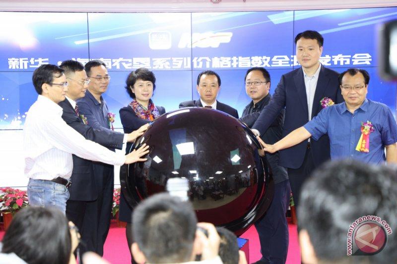 CEIS, HSF luncurkan Xinhua HSF Price Indices di Haikou