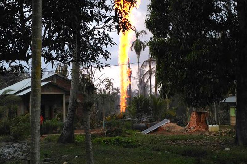 Identitas sepuluh orang tewas dalam tragedi sumur minyak Aceh