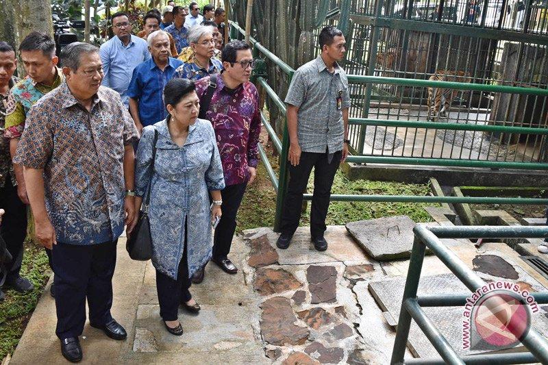 Foto kemarin: Kunjungan SBY ke Sido Muncul