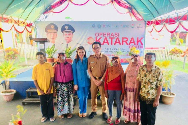 BNI Manado Gelar Operasi Katarak Gratis di Morotai Foto Page 1