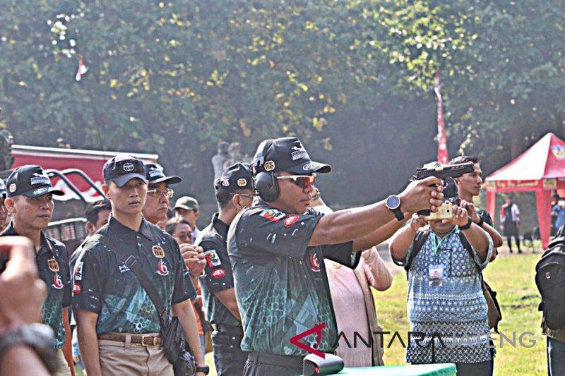 450 atlet tembak rebutkan Piala Danjen Kopassus